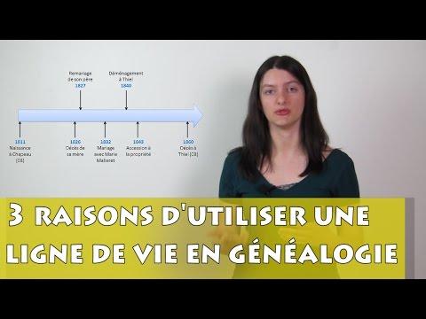 3 raisons d'utiliser une ligne de vie - Généalogie