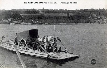 Bac-Grand-Couronne-histoire-Seine