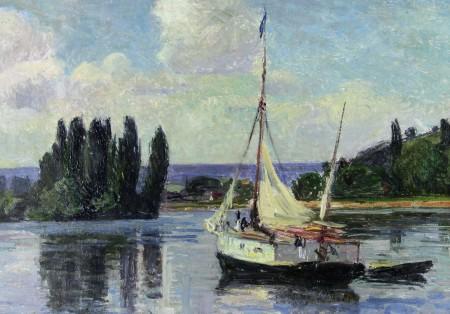 Gribane-Seine-histoire-navigation-Delattre