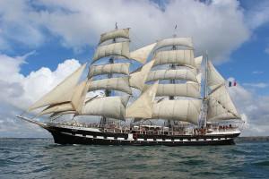 Voilier Belem (Armada de Rouen)