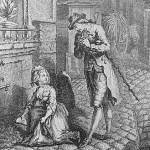 Le destin d'une fille-mère au 18ème siècle
