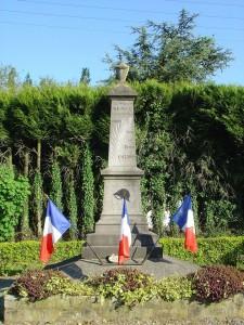 Monument aux Morts de Nuncq Hautecote