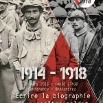 """Retour sur la conférence """"Ecrire la biographie d'un ancêtre soldat"""""""