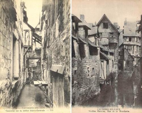 Maisons à Caudebec-en-Caux