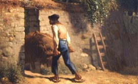 Jean-Francois-Millet-Paysan-avec-brouette