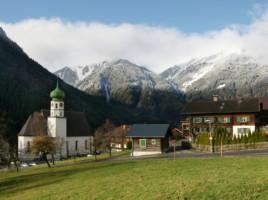 Photographie de Sankt-Gallenkirch