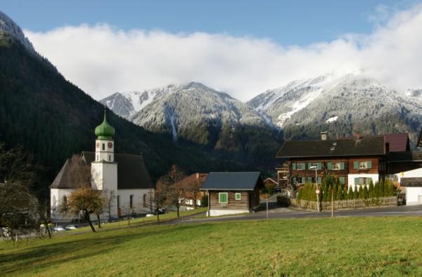 Photographie de Sankt Gallenkirch