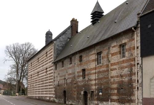 Chapelle de l'Hospice de Caudebec-en-Caux