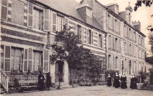 Hospice de Caudebec-en-Caux
