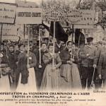 Printemps 1911 : la révolte des vignerons de Champagne