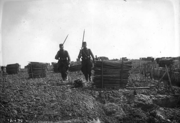 Intervention de l'Armée en Champagne (printemps 1911)
