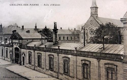Dépôt de mendicité de Châlons-sur-Marne