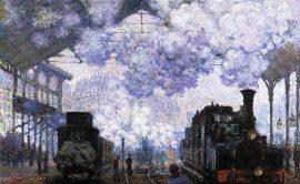 La gare Saint-Lazare (Monet)