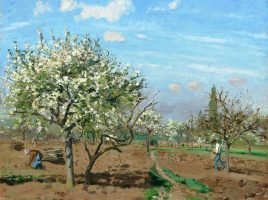 Le Verger (Pissarro)
