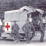Retrouver un infirmier militaire ou un soldat blessé pendant la Grande Guerre