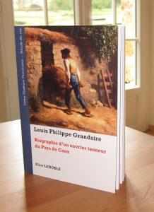 Livre de biographie d'un ancêtre
