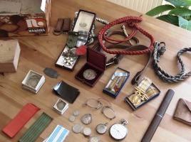 Livret militaire, fourragères et médailles : j'ouvre la boîte de mon arrière-grand-père