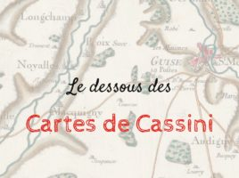 Les cartes de Cassini