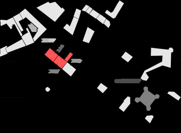 Evolution des parcelles après les travaux de 1855