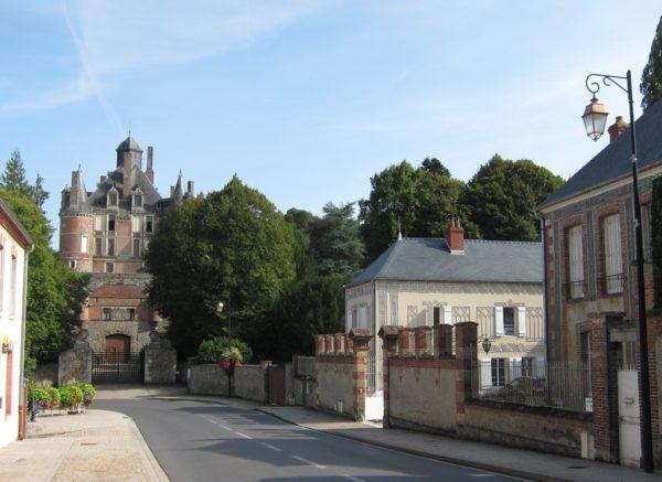 Le château de Montmort-Lucy