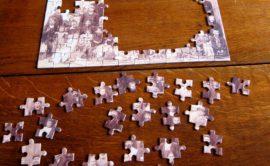 Puzzle généalogique