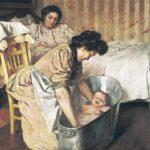 Devenir sage-femme au XIXème siècle