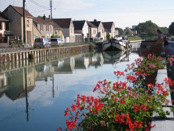 Canal latéral à la Marne à Bisseuil