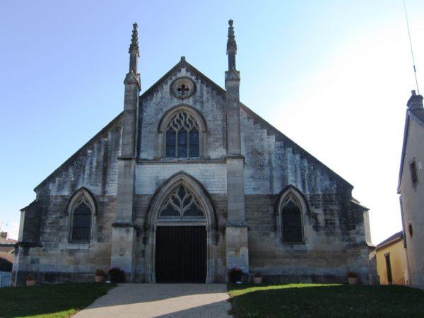 Eglise Saint Hélain de Bisseuil