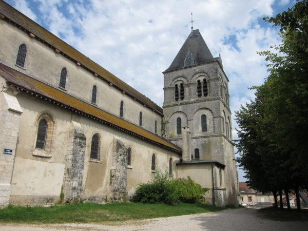 L'église Saint Martin de Vertus