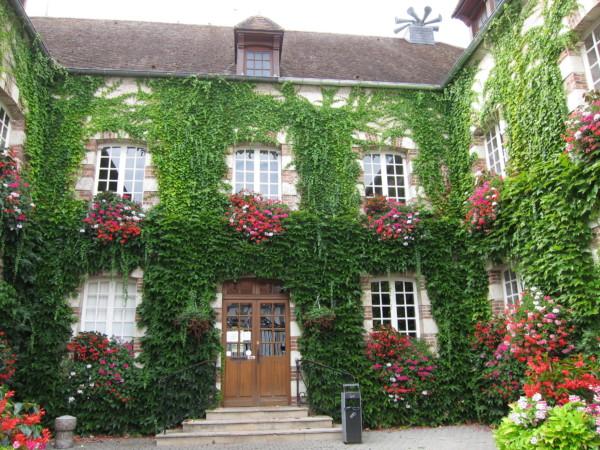 Hôtel de Ville de Vertus, ancienne Maison des Dames Régentes