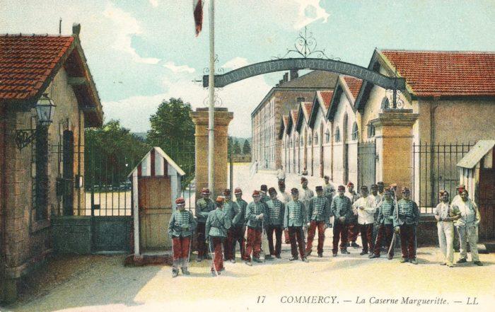 Caserne de Commercy