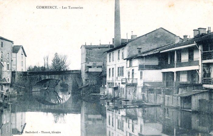 Les tanneries de Commercy