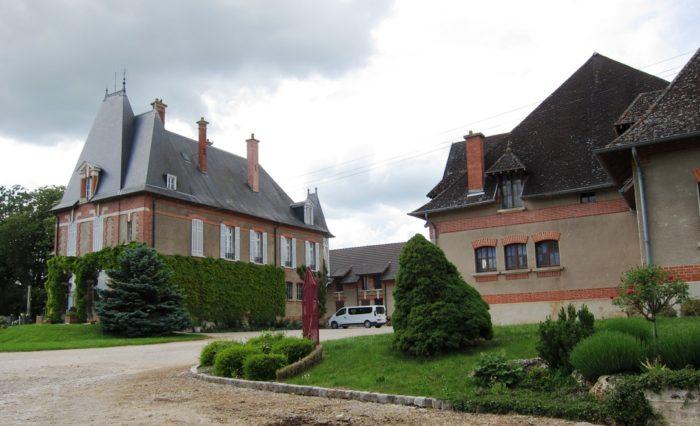 Le château de Tauxières