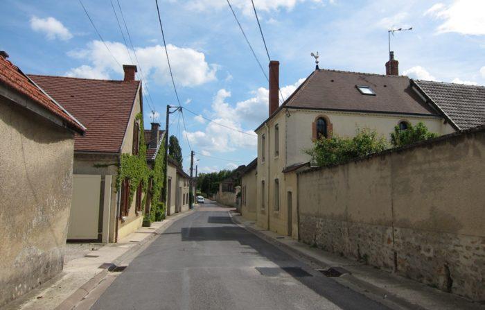 La rue du Poncet