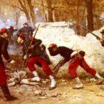 Parcours d'un soldat pendant la Guerre de 1870