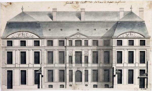 Hôtel de Louvois à Paris