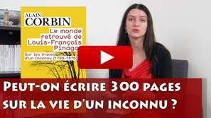 Vidéo de Généalogie : Peut-on écrire 300 pages sur un inconnu ?