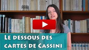 Vidéo de Généalogie : Le dessous des cartes de Cassini