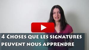 Vidéo de Généalogie : 4 choses que les signatures peuvent nous apprendre sur nos ancêtres