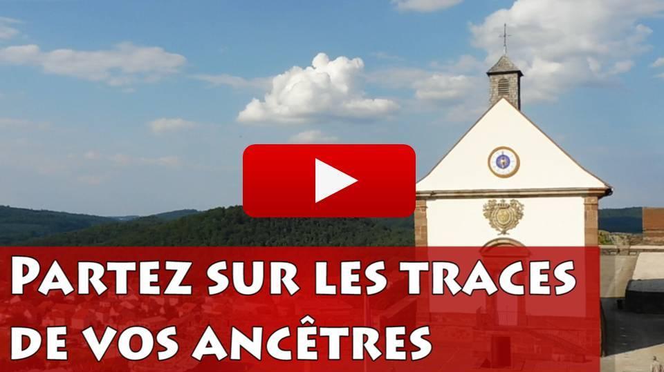 Vidéo de généalogie : partez sur les traces de vos ancêtres